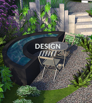 Garden Design Shoreham, Sussex: Design