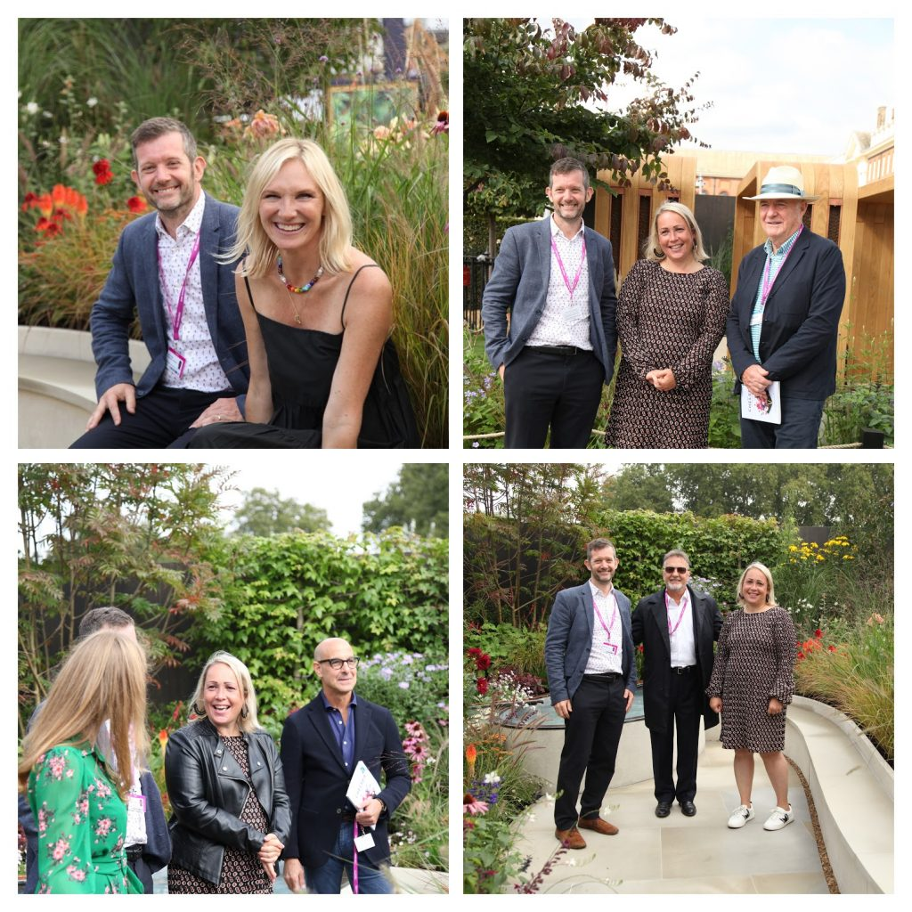 Finding Our Way: An NHS Tribute Garden